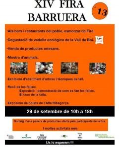 cartell fira barruera