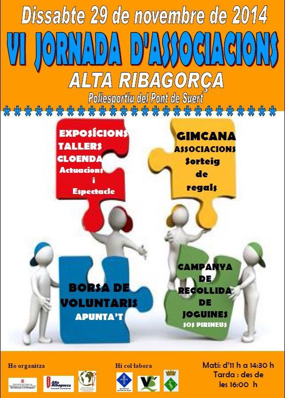 Jornada associacions 14 a l´Alta Ribagorça